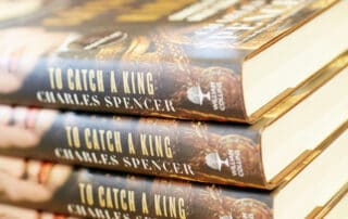 Books - To Catch a King