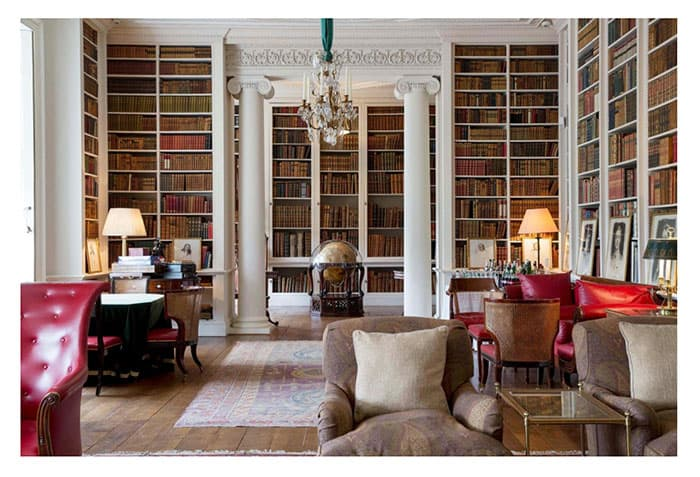 althorp-library