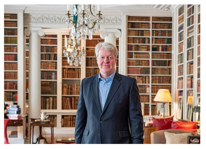 charles-spencer-althorp-library