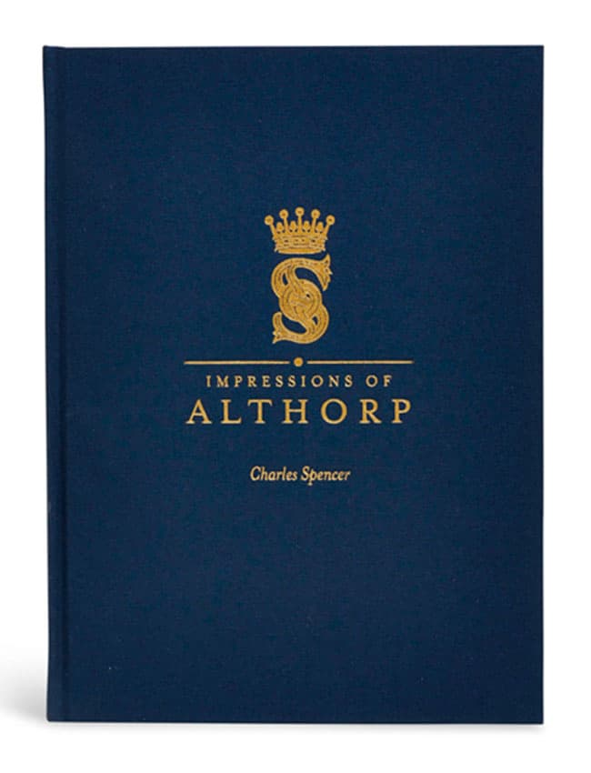 Book - impressions-of-althorp