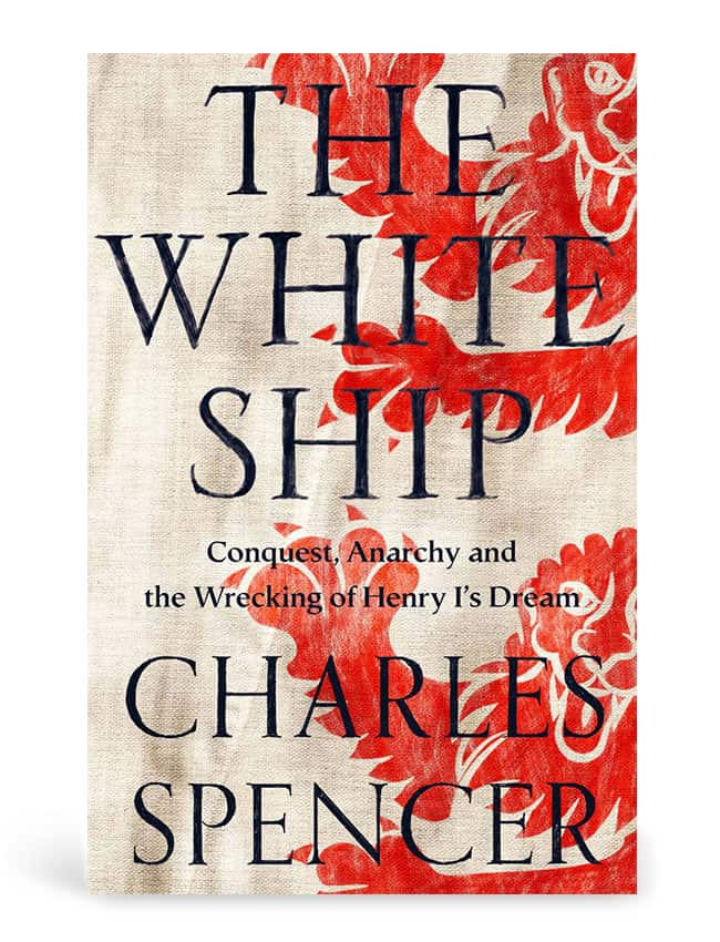 Book cover - The White Ship