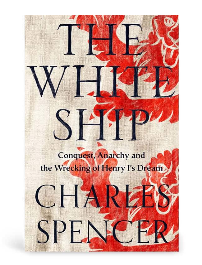 Book cover - The White Ship