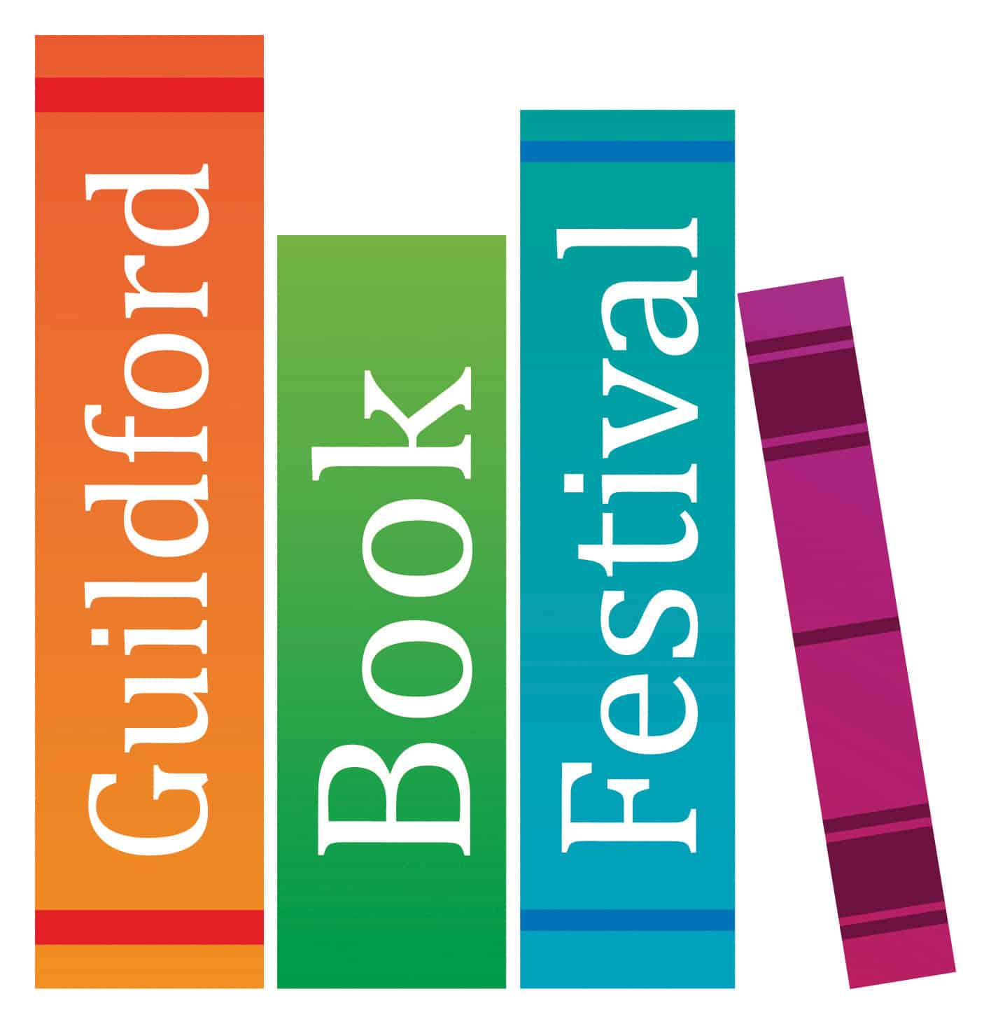 Guildford book Festival logo